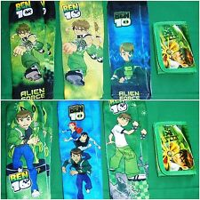 BEN 10 ~ Set of 3 Pairs of Socks ~ Plus Bonus Wallet ~ 3 to 5 Years ~ Brand New
