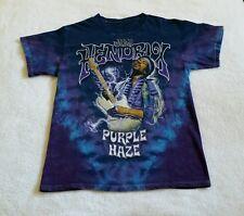 Jimi Hendrix Purple Haze Medium T-Shirt