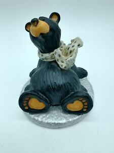 """BEARFOOTS TIMMY FIGURINE"" BY ARTIST JEFF FLEMING"