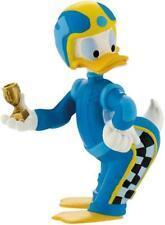 La Maison de Mickey figurine Donald Pilote de course Coupe 7 cm Disney 154649