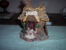 Boyds Bearly-Built Villages Matthew's Bungalow