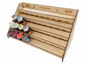 LMG WO-1233 Paint stand for 60 containers with a diameter of 30 mm, LMG tools