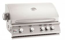 Summerset Sizzler 32 Stainless Steel Drop n Built Gas BBQ Grill propane natural