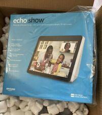 "Amazon Echo Show 10.1 2nd generation 10.1"" Screen - Sandstone With Alexa"