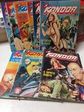 Kondor 1-9 . 1983 vietato ai minori di 18 anni