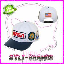 NASA Cap Houston USA Basecap Snapback Cap Kappen Baseballcaps Beanie Mützen Hat