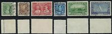 Scott 211-216: CHOICE 1935 King George V Silver Jubilee Issue COMPLETE, VF-CDS