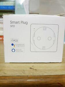 TECKIN - WiFi Smart Plug (4 Pack) SP21 - 16A 3300W Mini Smart Plug - EU Version