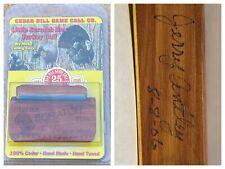 Signed Cedar Hill Little Scratch Box Turkey Call in pkg. Jerry Antley Autograph