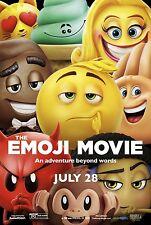 Emoji Movie - original DS movie poster 27x40