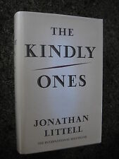 Signed,U.K.First Edition,First Impression,The Kindly Ones by Jonathan Littell