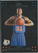 Wilson Chandler 2007-08 Topps Rookie Card # 133 New York Knicks
