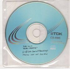 (EJ185) Dan Lo-fi, Rebel Creator - 2010 DJ CD