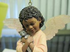 "THOMAS BLACKSHEAR 2009 ANNUAL ORNAMENT ""KITTY CUDDLE"""