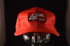 Vintage Snap Back Trucker Hat GMC Trucks Never Worn