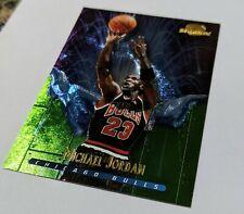 1995-1996 Skybox Premium Michael Jordan Meltdown Insert Card #M1 NM Rare NBA🔥📈