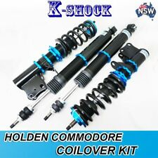 K-SHOCK Coilovers Fully Adjustable Coilover Kit FIT Holden Commodore VU-VY UTE