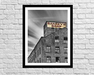 Sankeys Soap Nightclub Manchester Art Print