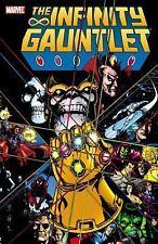 Infinity Gauntlet by Jim Starlin (2011, Paperback)