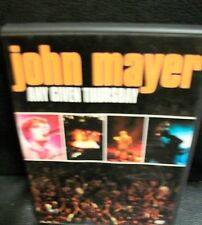 John Mayer Any Given Thursday DVD