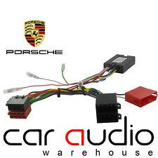 Porsche Cayenne 2002-2007 PIONEER Car Stereo Radio Steering Wheel Interface