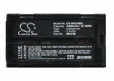 Battery For Sokkia and GRX1 GPS receivers, CX, CX-101, CX-103 Equipment Battery