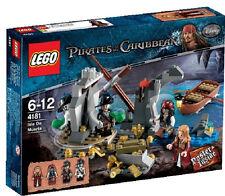LEGO® Pirates of the Caribbean - Isla de la Muerta 4181 NEU & OVP
