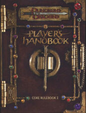 Dungeons and Dragons 3rd Edition Player's Handbook Hardcover + E Tools Cd