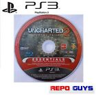 PS3 UNCHARTED: 2 AMONG THIEVES Essentials for PlayStation3 :DISC ONLY