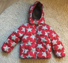 """Mini Boden"" Boys Age 3-4 Years Stars Print Jacket/Coat"
