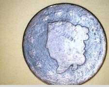 1817 Us Large Cent, 15 Stars, Poor Grade Copper (Us-2686)