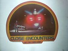 Unused Close Encounters Of The Third Kind 1978 Vintage Iron On T Shirt Transfer