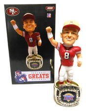RARE Ltd to 750 Steve Young SuperBowl XXIX RING Football Figure Bobblehead 49ers