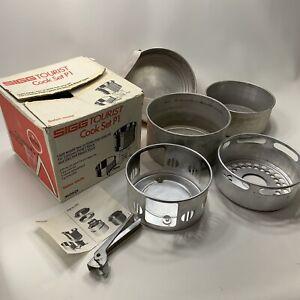 Vintage Sigg Tourist Cook Set