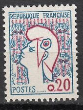 FRANCE TIMBRE NEUF N° 1282  **  Type Marianne de Cocteau