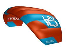 Peter Lynn UNIQ Quad 3.5m Four Line Power Kite With Handles - Ready to Fly