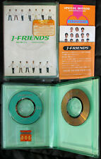 Michael Jackson J-FRIENDS Children's Holiday CD Single Collector Pins Japan 1998
