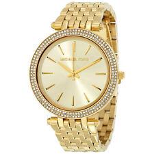 Michael Kors MK3365 Mini Darci Crystal Gold-Tone Stainless Steel Womens Watch