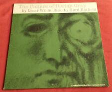 THE PICTURE OF DORIAN GRAY LP ORIG US  OSCAR WILDE  READ BY HURD HATFIELD