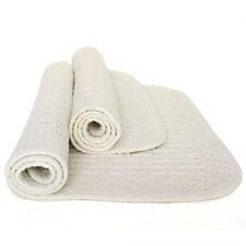 Tappetino bagno 100% cotone - beige L788