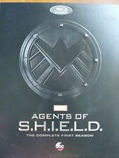 Agents of S.H.I.E.L.D.: The Complete First Season (Blu-ray Disc, 2014, 5-Disc S…