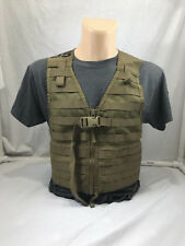 FIGHTING LOAD CARRIER VEST MILITARY COYOTE BROWN  VGC