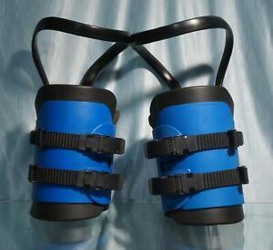 Lightly Used SLSPYDER  HANG UPS Inversion Boots