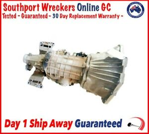 Ford Falcon BA Automatic Transmission Gearbox 4 Speed Auto Metal Sump - Warranty