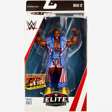 WWE WWF MATTEL ELITE COLLECTION 61 NEW DAY BIG E WRESTLING FIGURE NEW BOXED!!!