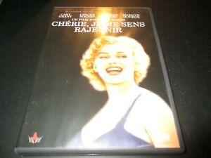 """DVD """"CHERIE, JE ME SENS RAJEUNIR"""" Marilyn MONROE, Cary GRANT, Ginger ROGERS"""