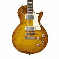 Heritage Artisan Aged H-150 Solid Electric Guitar with Case, Dirty Lemon Burst