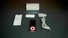 apple ipod nano 4th gen 2gb