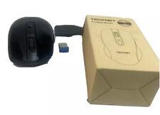 Tecknet Cordless Optical Mouse M006 Wireless New