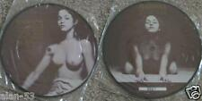 MADONNA INTERVIEW ~ ON VINYL 45 rpm PICTURE DISC ~ LIMITED ED #8867 ~ VERY RARE!
